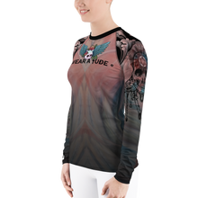 Load image into Gallery viewer, Women's Rash Guard - SIB.BLING RIVALRY
