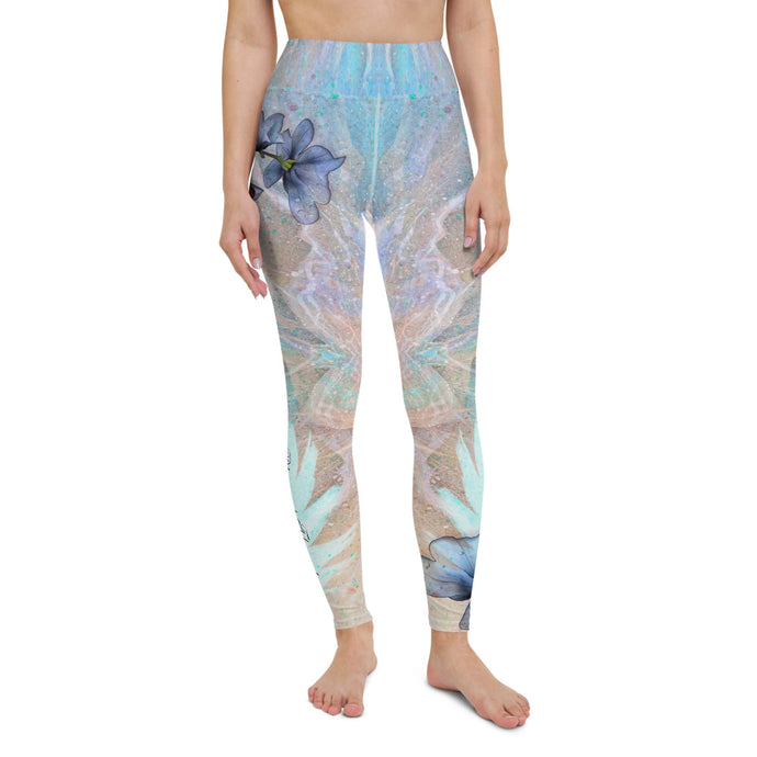 PLEASANT THOUGHTS ~ yoga leggings - SIB.BLING RIVALRY