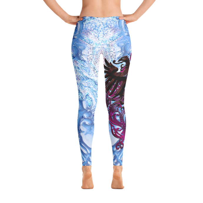 Winter Phoenix Leggings - SIB.BLING RIVALRY