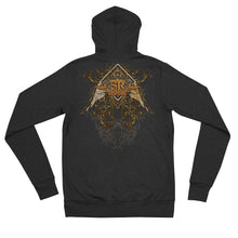Load image into Gallery viewer, SR WINGS ~ Unisex zip hoodie - SIB.BLING RIVALRY