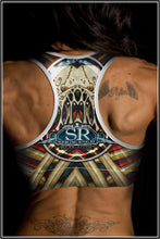 Load image into Gallery viewer, SKULL DRIP ~ Sport Bra - SIB.BLING RIVALRY