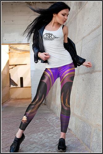 REGENERATE ~ Yoga Leggings - SIB.BLING RIVALRY