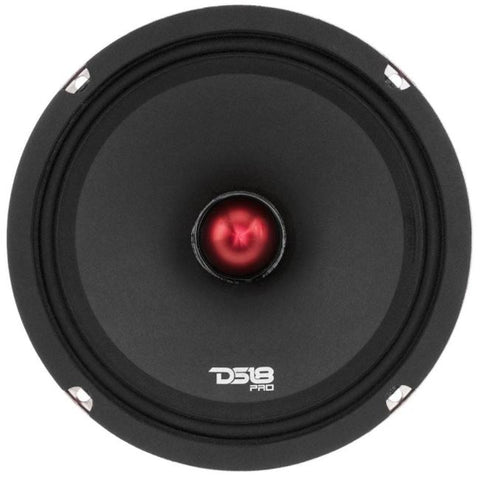 "DS18 8"" MEDIO RANGO 550 WATTS 4 OHMS PRO-HB8.4EDGE"
