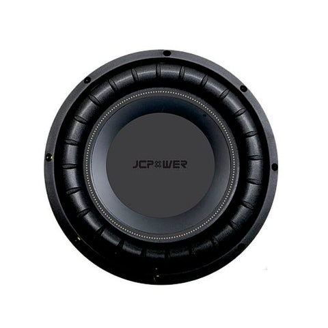 "JC POWER JC-12D4 Subwoofer 12"" Doble Bobina 600w"