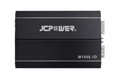 Amplificador Clase D JC Power M1000.1D Monoblock