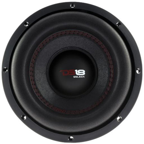 "Subwoofer DS18 8"" SLC-8S 4 OHM 400Watts SVC"