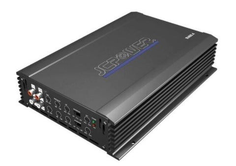 Amplificador 4 canales JC POWER R400.4