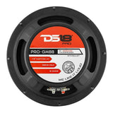 "DS18 8"" Medio Rango 580 Watts 8 Ohms PRO-GM8B"
