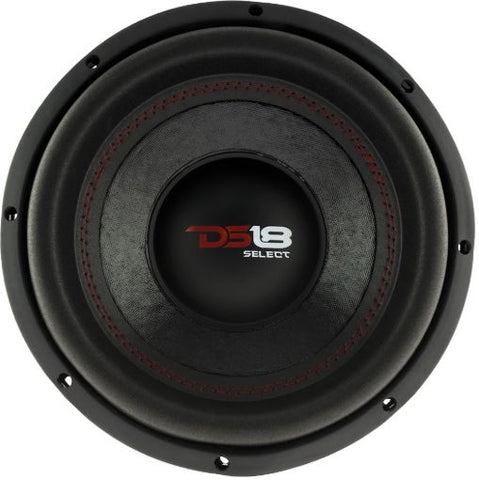 "Subwoofer DS18 10"" SLC-10S 4Ohm 440 Watts"