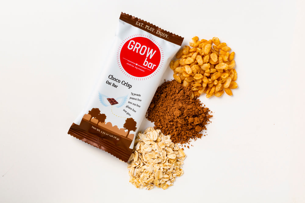 Load image into Gallery viewer, GROWbar - Choco Crisp