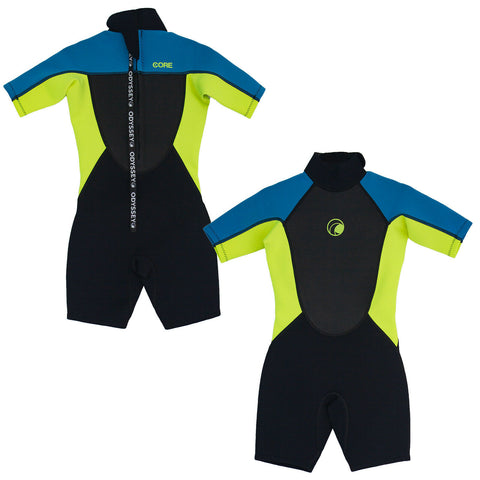 Odyssey Junior 3/2mm Shorty Wetsuit