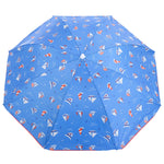 Yello Sailboats Parasol - Blue