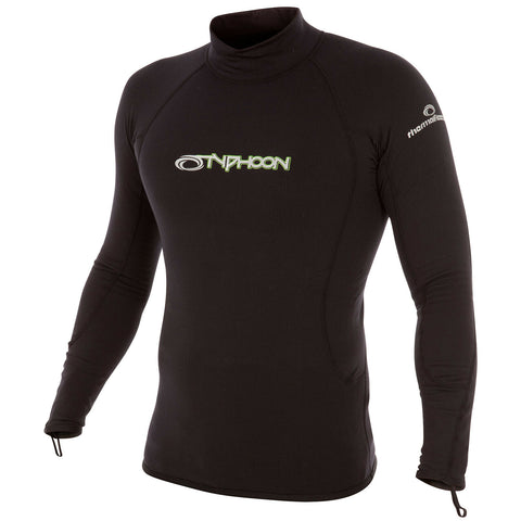 Typhoon Thermafleece Long Sleeve Thermal Rash Vest