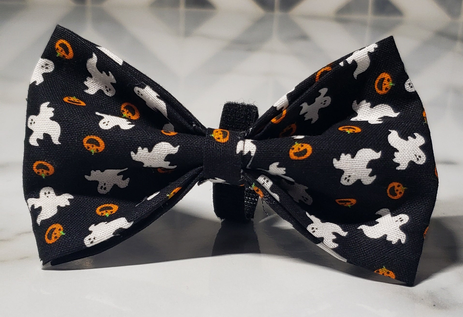 Ghost Bow Tie