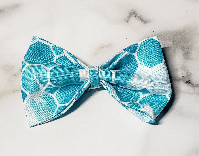 Hexagon Bow Tie - Go Local Pets