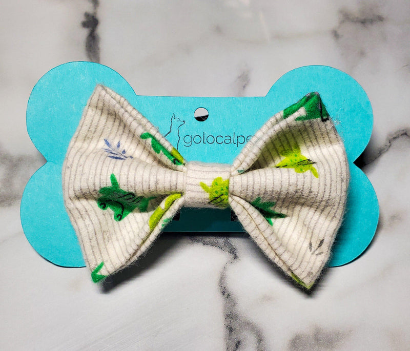 Froggy Bowtie - Go Local Pets