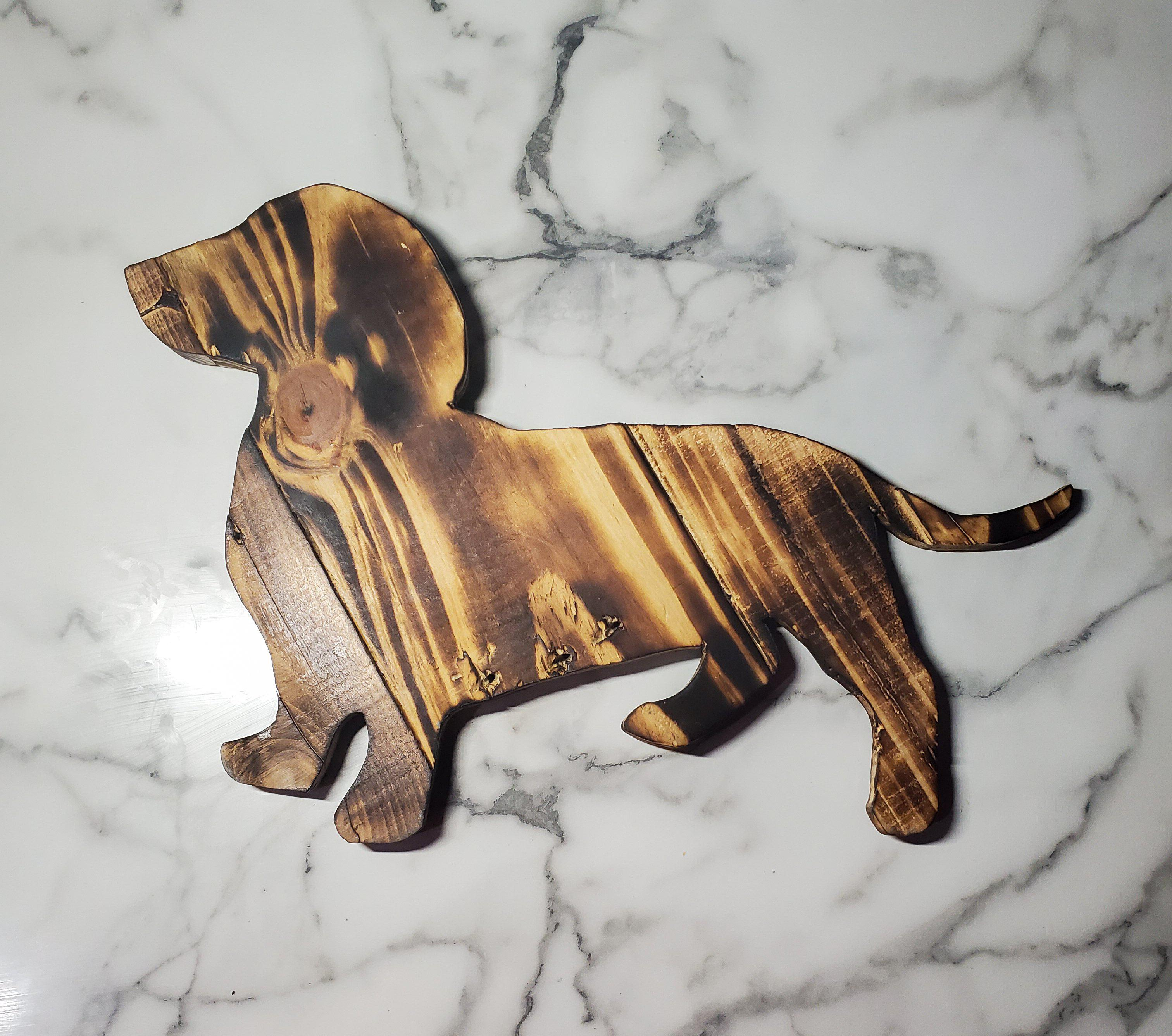 Dachshund 2 Wall Decor-Go Local Pets