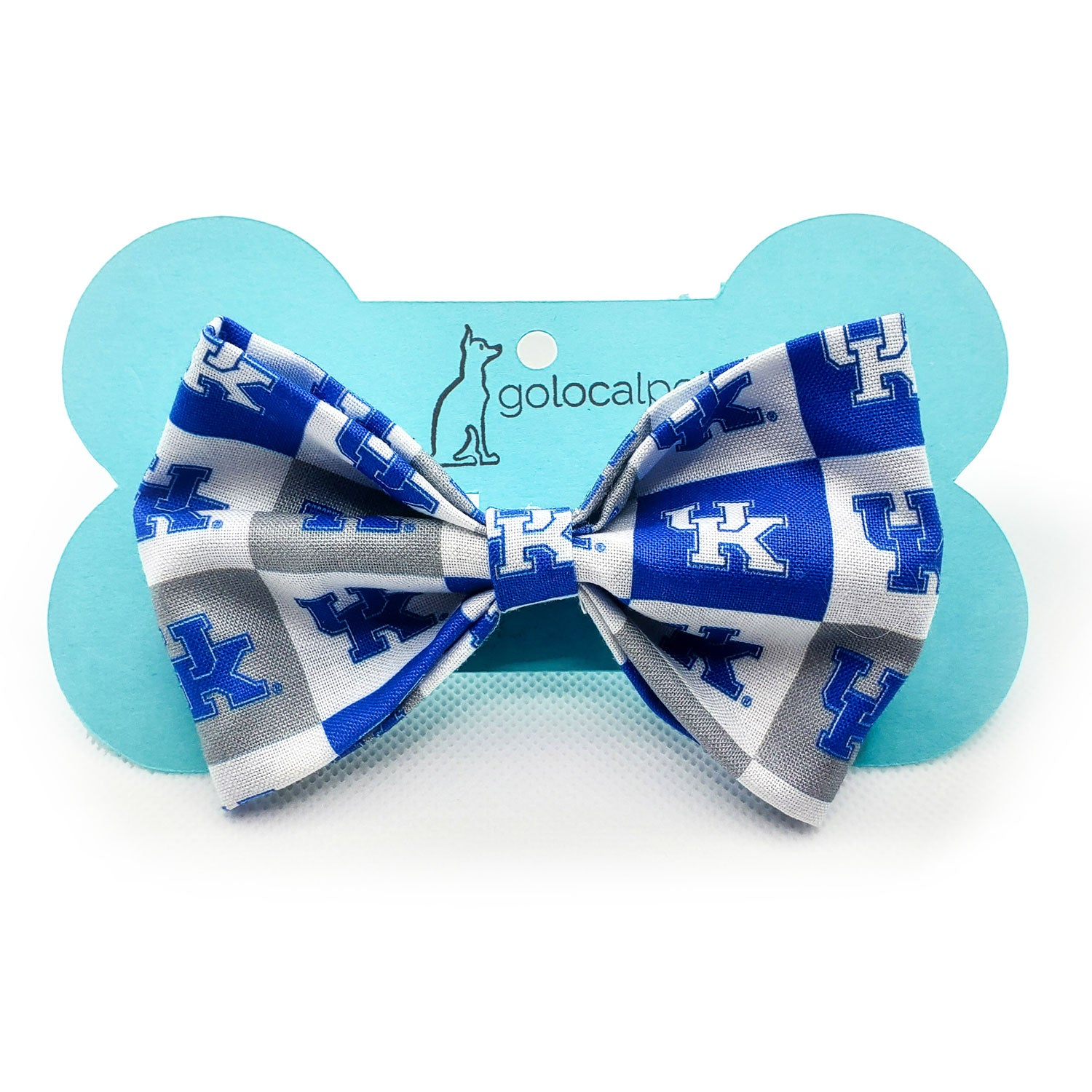 Checkered UK Bow Tie