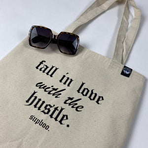 Love The Hustle Tote Bag