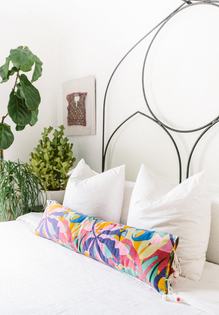 GET THE LOOK: THE ONE PILLOW MAKEOVER