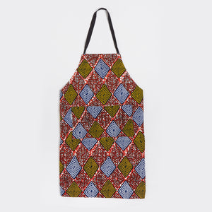 Apron Hip To Be Square