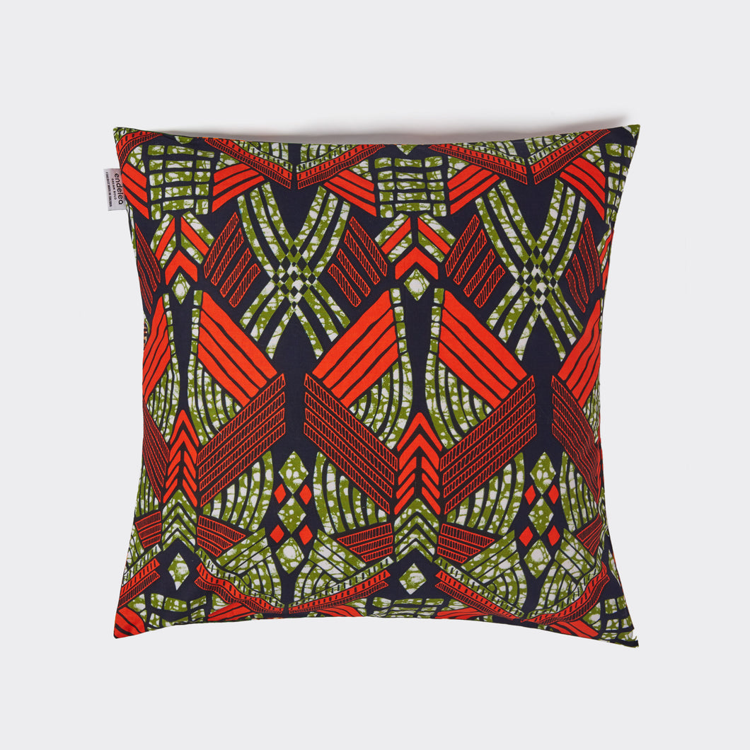 Two-Tone Pillowcase Contemporary Tribal