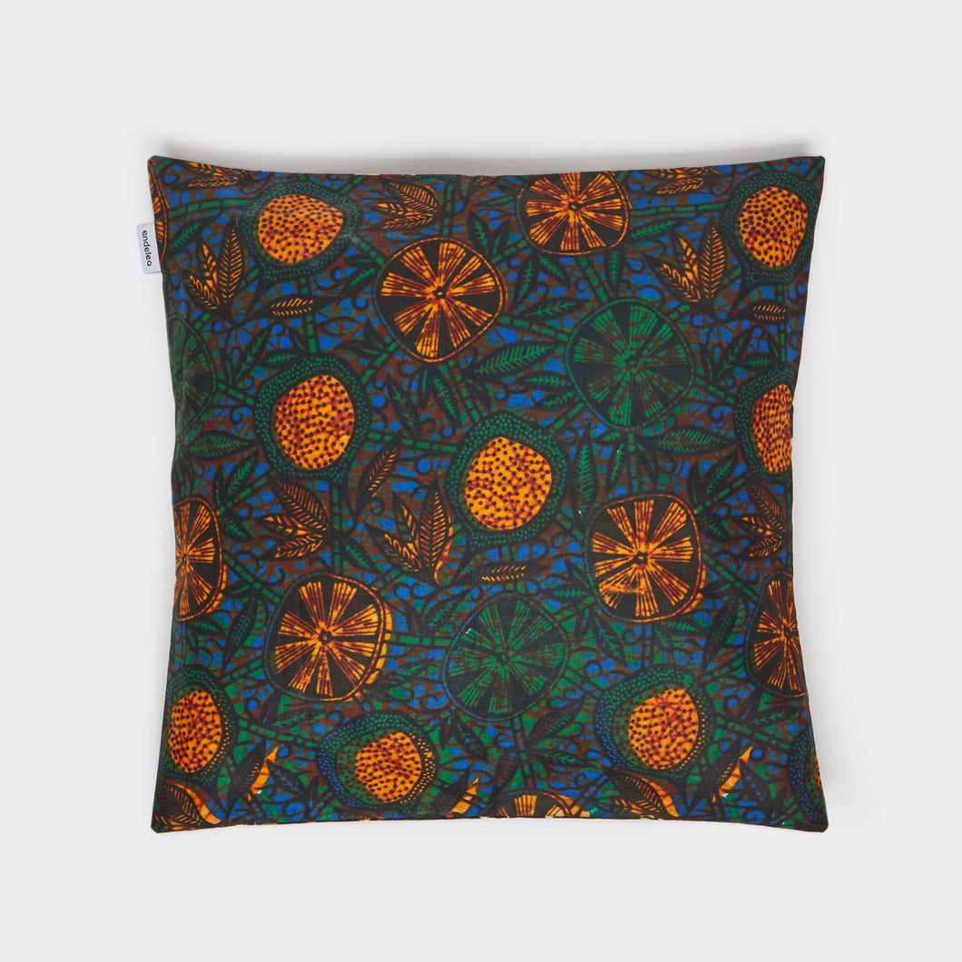 Two-Tone Pillowcase Orange Cinnamon