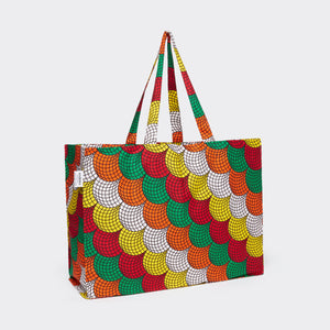 Maxi Shopper Color Bubbles