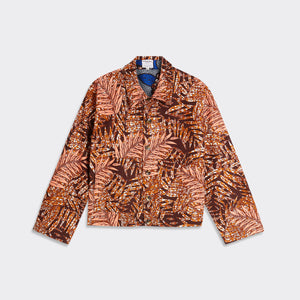 Buttoned jacket Tropical Breeze