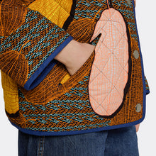 Load image into Gallery viewer, Reversible Quilted Jacket Loofah Love