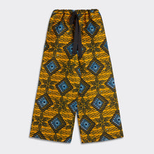 Load image into Gallery viewer, Palazzo pants Golden Idea