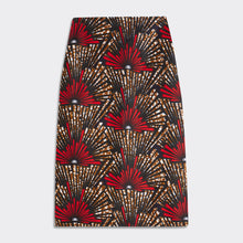 Load image into Gallery viewer, Pencil skirt Ruby Fireworks