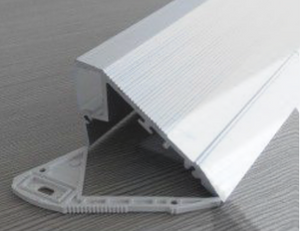 Aluminum Extrusion Stairs/ Downward Light- 4FT-QTY 2