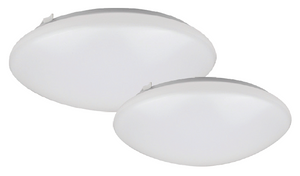 "LED Flush Mount- 12"" Round"