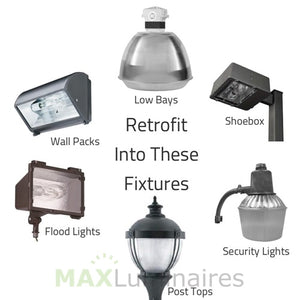 LED 300W Retrofit Kit 347-480V