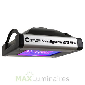 LED Grow Light- SolarSystem 275 Veg