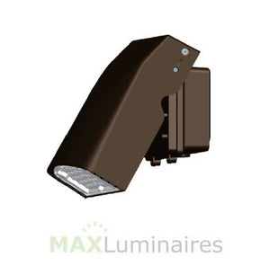 LED Slim Cut Off Wall Pack- 27W-80W