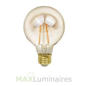 LED G25 Filament Bulb- Case of 10