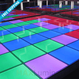 1 2 3 RGB Full Color-Changing Lighting Floor Panels