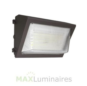 LED WallMax Open Face-Glass Cover- 28W-120W