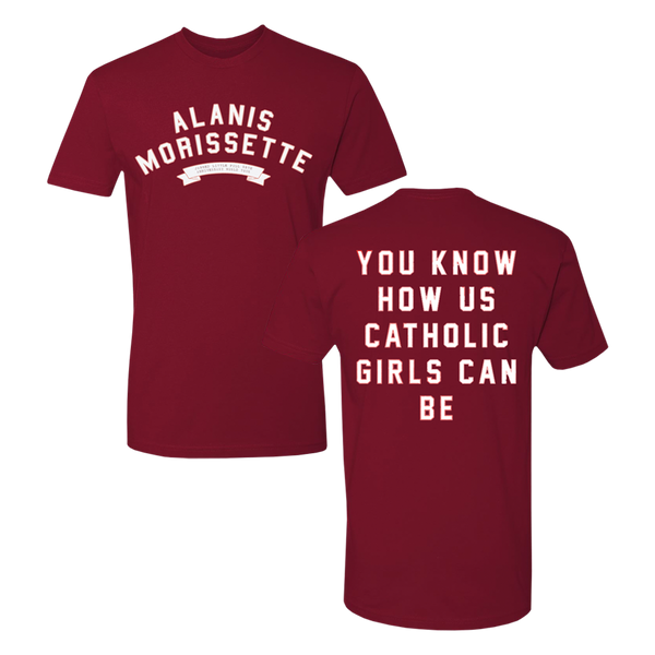 Catholic Girls Tee (Pre Order)
