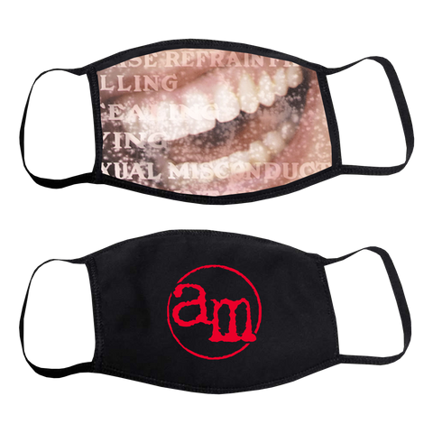 Double Sided Face Mask