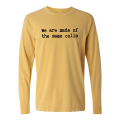 Same Cells Long Sleeve Tee