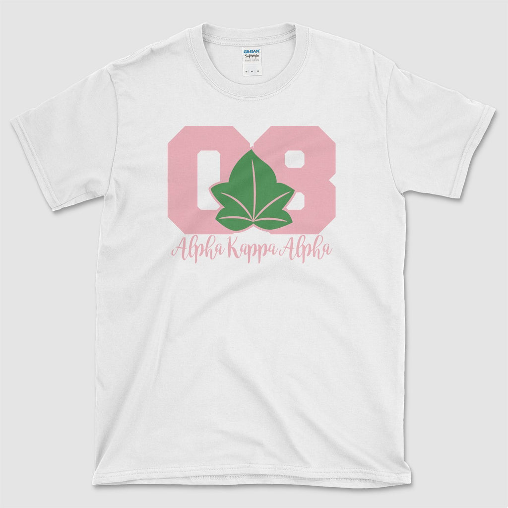 Alpha Kappa Alpha Founded T-Shirt - historically black apparel, hbcu,greek,black college,black athletes,black history,divine nine