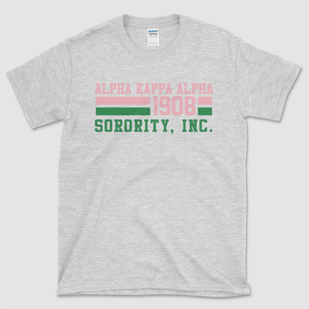 Alpha Kappa Alpha Sprint T-Shirt - historically black apparel, hbcu,greek,black college,black athletes,black history,divine nine
