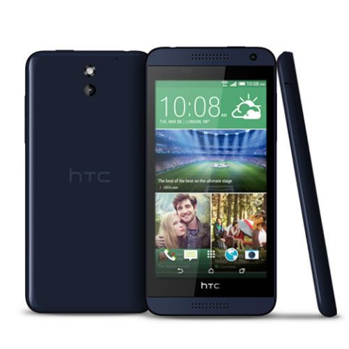 Good Condition HTC Desire 610 Navy Blue Unlocked 8GB Mobile Phone - Grade B