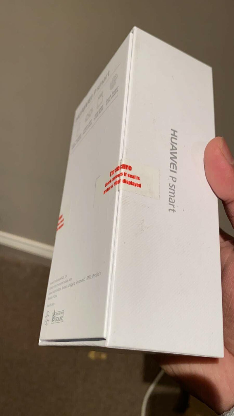 Brand New Boxed Huawei P Smart 2018