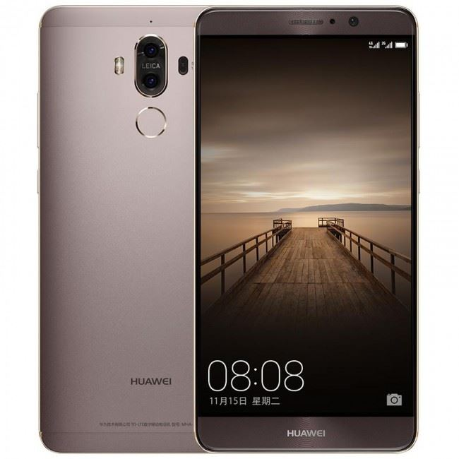 Huawei Mate 9 MHA-L09 64GB Mocha Brown Unlocked 4G Smartphone 12M Warranty