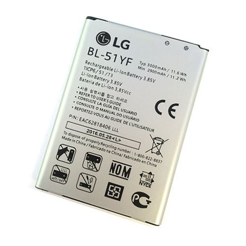 New Genuine LG BL-51YF 3000 mAh Replacement Battery For LG G4 H815