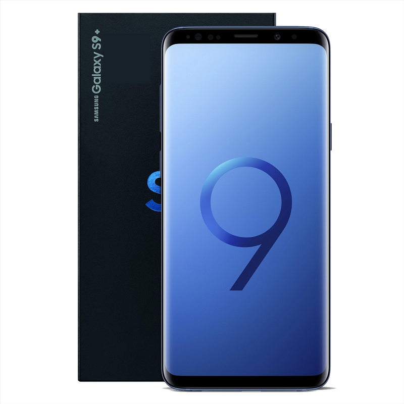New Samsung Galaxy S9+